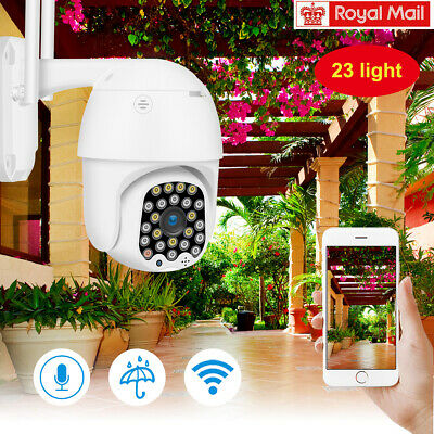 Wireless 1080P HD Wi-Fi Outdoor IP Camera Security CCTV Home Surveillance Dome