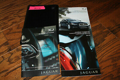 2017 Jaguar F-Pace with Navigation Owners Manual Set #O915
