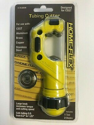 "CSST Tubing Cutter for 0.2"" in. to 1.25""  in. tubing new!!"