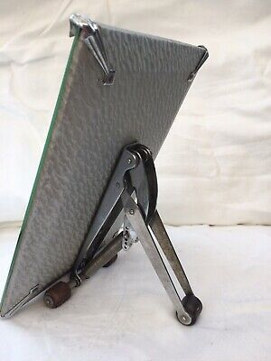 Rare Vintage 1930/40s Herbert Terry Anglepoise Mirror One Touch Mechanism
