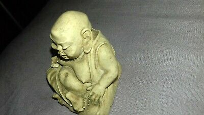 Antique CHinese Figures Budha