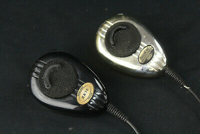 FOR ROADKING 56 4 Pin CB Radio Microphone Chrome Noise Cancelling
