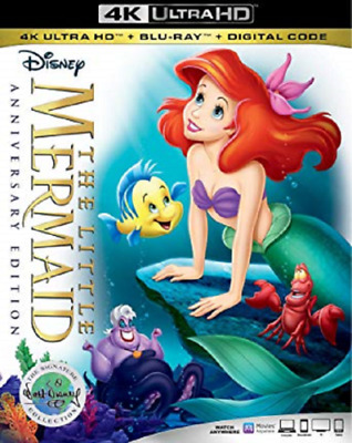 The Little Mermaid (30th Anniversary Signature Collection) 4K Ultra HD + Blu-ray