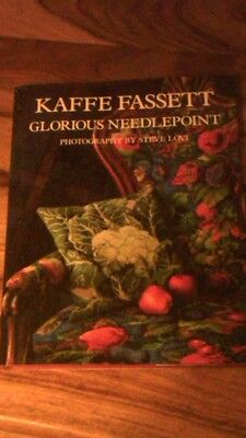 Kaffe Fassett Glorious Needlepoint Photography By Steve Lovi
