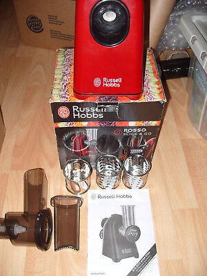 Russell Hobbs Desire Slice and GO Grater Chopper 067