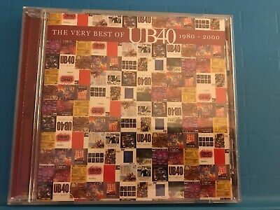the very best of ub40 tracklist