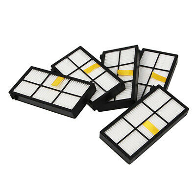 5pcs Cleaner Robot Filter Compatible Smart Robot 600 610 620 650 660 Series