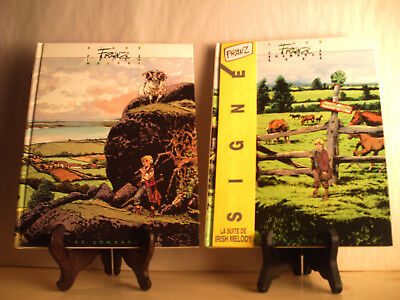 Lot Série complète Irish Melody 1 & 2 EO CommNeuf Shamrock Song Franz Irlande BD