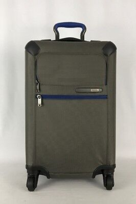 Tumi Gen 4 International Expandable 4 Wheel Carry-on Case Luggage 223060