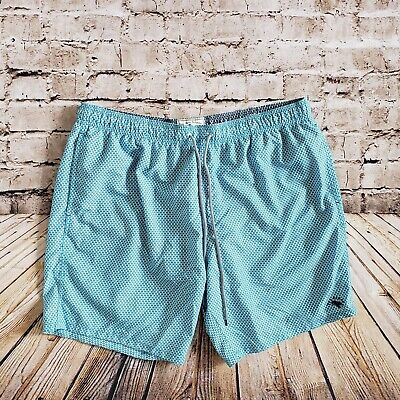fdd6f73192f5 TED BAKER SWIM Trunks Shorts Mens Size 4 Large Lobster Orangish Red ...
