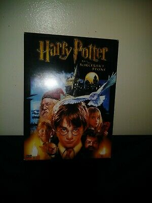 Complete series dvd movies used . Harry Potter and the Sorcerer's Stone
