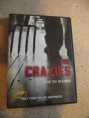 The Crazies (2010 DVD) Timothy Olyphant, Radha Mitchell, Danielle Panabaker, Joe