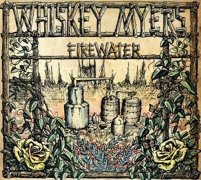 Whiskey Myers - Firewater 626570613558 (CD Used Very Good)