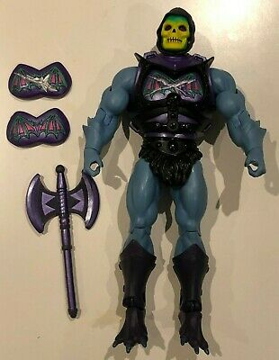Battle Armor Skeletor Masters of the Universe Classics MOTUC - mint complete