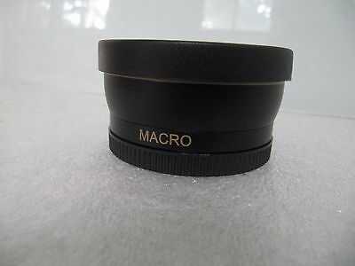Xit 58MM 0.43X HIGH DEFINITION AF WIDE ANGLE LENS FOR CANON