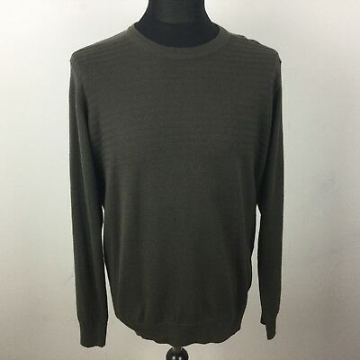 Clothing Accessories James Tyler Mens Nähte Inside Out Long Sleeve Jumper