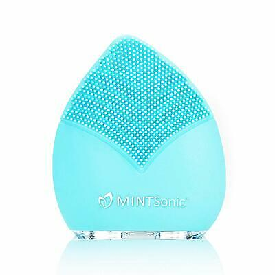 Facial Cleansing Brush - Silicone Face - Massager - Exfoliate Smooth Skin...
