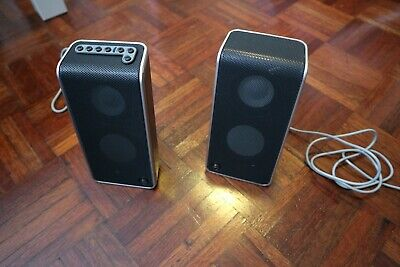 Logitech V20 USB Computer Speakers (used)