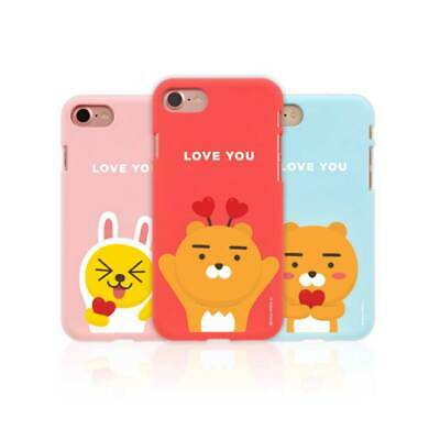 New Cover Skin Protection Kakao Friends Love Soft For Apple iPhone Case