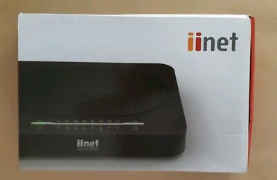iiNet Technicolor TG-789 WiFi Modem Router Broadband NBN