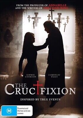 Crucifixion, The (DVD, 2019) (Region 4) New Release