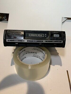 VTG Realistic Full Feature Auto Eject Car Cassette Stereo Player (2-13)