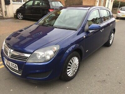 Vauxhall Astra 1.6 Life 2009 5dr