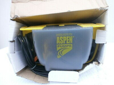 Aspen High lift condensate tank pump 1L
