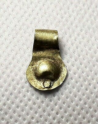 Gold Viking reliquary amulet 9-11 centuries