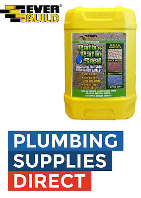 Everbuild 405 25L Path & Patio Seal and Sealer Concrete Paving Sealant
