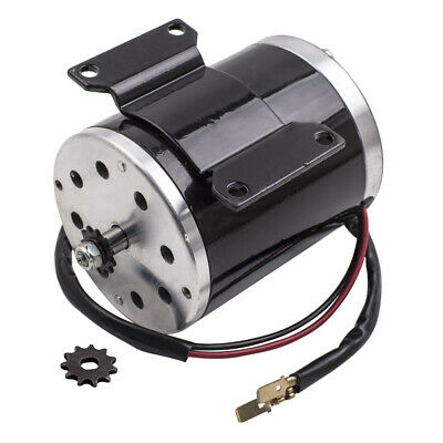 24V 26.7 A DC Electric MY1020 Brush Motor for Scooter Ebike Ekart 2500 RPM New