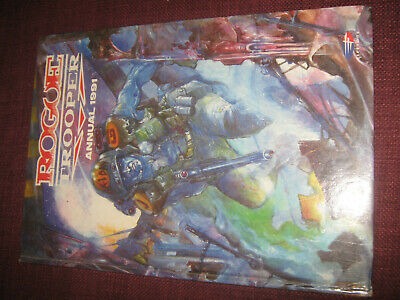 2000AD Rogue Trooper Annual 1991