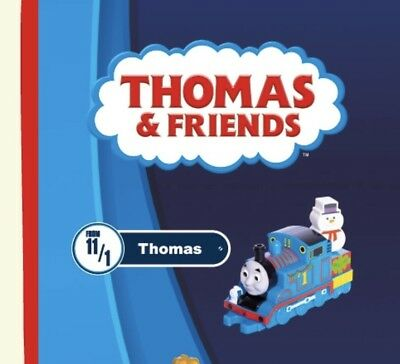 Thomas And Friends Mcdonalds Happy Meal Toy THOMAS Brand New Unopened. 2019