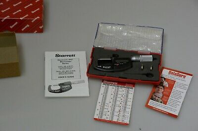 Starrett 795MEXFL-25 Electronic Micrometer with RS232 output