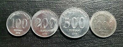 Indonesian 2016 coin set