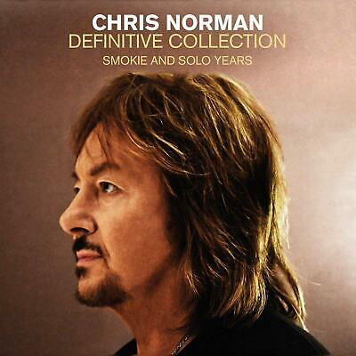 CHRIS NORMAN DEFINITIVE COLLECTION 2-CD SET (GREATEST HITS) - Released 19/4/2019