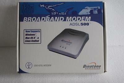 BINATONE ADSL500 MODEM WINDOWS 10 DRIVER