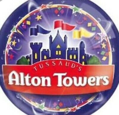 X2 Alton Towers Etickets 2019