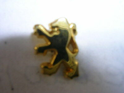 Pin's  Voitures    /  Sigle Peugeot