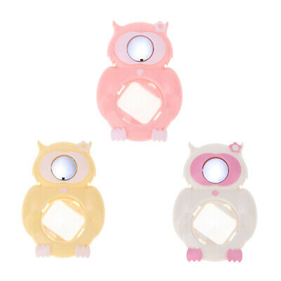 3 Packs Cute Owl Selfie Close Up Lens Mirror for Fuji Instax Mini 8