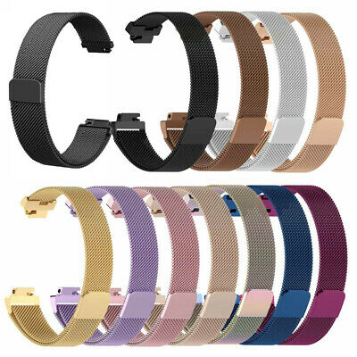 Replacement For Fitbit Inspire/Inspire HR Milanese Stainless Steel Magnetic Band