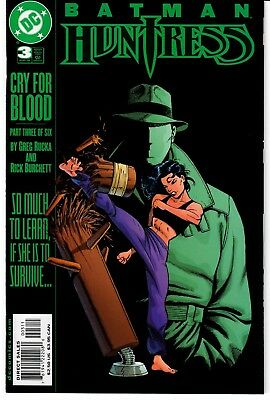 Batman / Huntress: Cry for Blood #3 (Aug 2000, DC) NM-