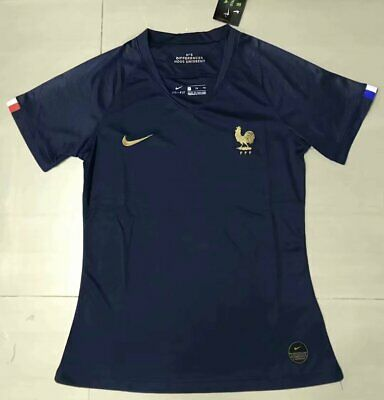 new product ab644 67149 NIKE 2018 WORLD Cup France Women's Home Jersey 893952-451 ...