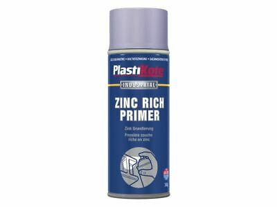 PlastiKote - Imprimación industrial Spray Zinc Rich 400ml
