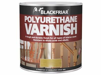 Blackfriar - Barniz de poliuretano P45 Medium Oak Gloss 500ml
