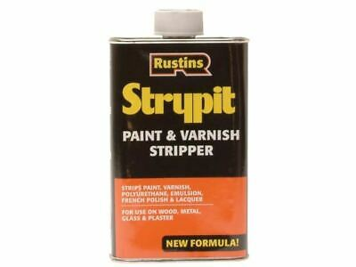 Rustins - Strypit Paint & Varnish Stripper 500ml