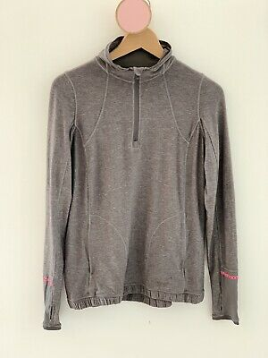 LULULEMON Womens Loose Fitted Top Activewear SIZE 6 AU