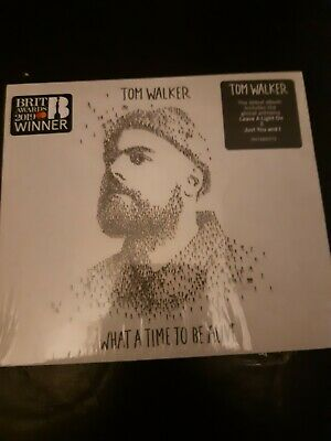 Tom Walker What a Time to be Alive CD
