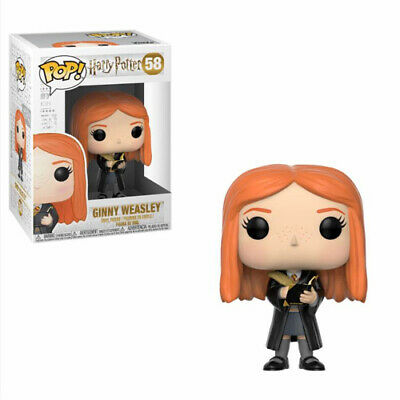 POP! Movies #58 - Harry Potter - Ginny Weasley with Diary Vinyl Figure Funko