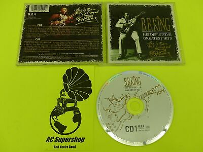 BB King his definite greatest hits - 2 CD - CD Compact Disc